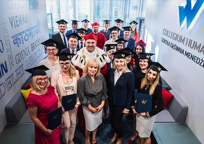Absolwenci MBA Collegium Humanum