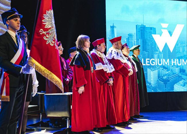 Inauguracja roku akademickiego Collegium Humanum