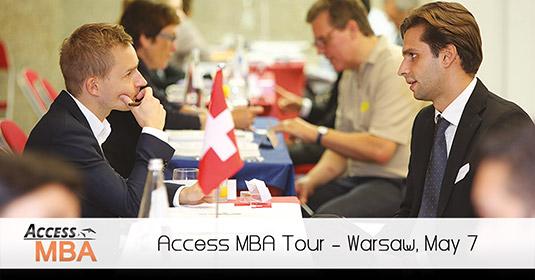 Access MBA Warszawa - 7.5.2019